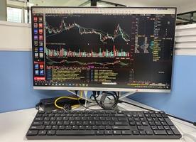金融一体机电脑案例